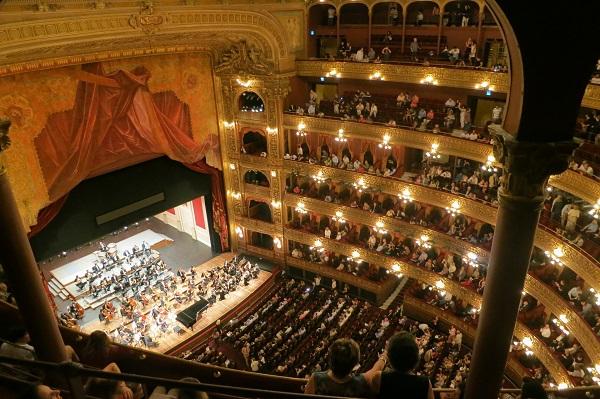 muzyka klasyczna a filharmonia