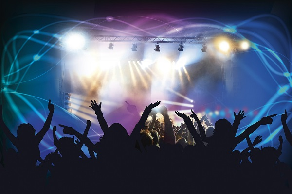 koncerty na żywo